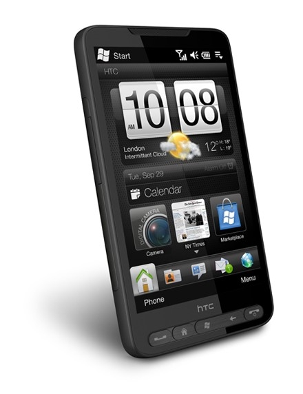 HTC T8585 Touch HD2 Leo