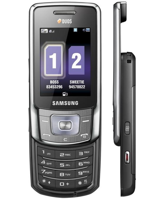 Samsung Gt-c3050 Samsung Gt-b5702 Duos