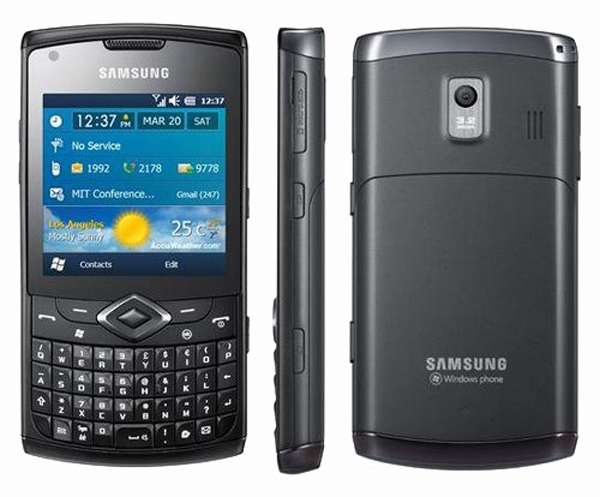 Samsung Gt-b7350 Samsung Gt-b7350 Omnia Pro 4