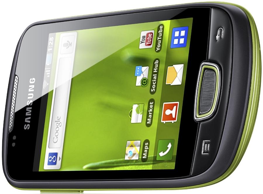 Samsung Galaxy Mini GT-S5570 - описание, характеристики, тест, Цены на Samsung GT-S5570 Galaxy Mini.