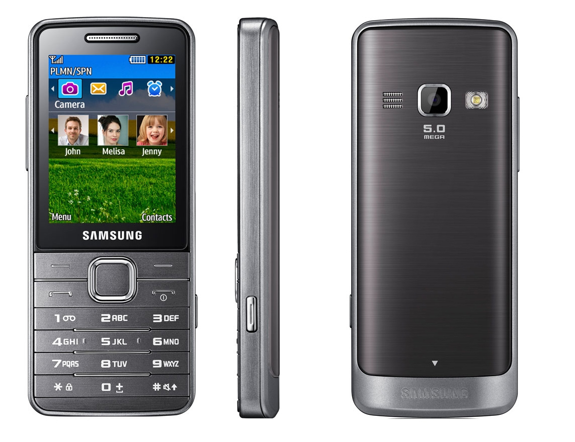how to open samsung s5610