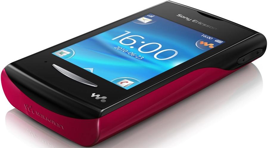 Sony Ericsson W150i Yendo - кликните чтобы ...