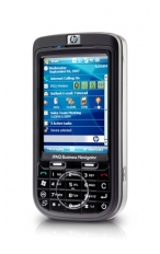 HP iPAQ 600 Business Navigator