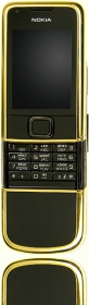 Nokia 8800 Arte Black Gold