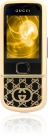 Nokia 8800 Arte Black Gold Gucci