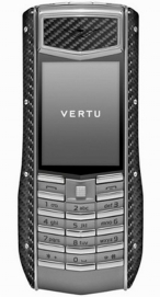 Vertu Ascent Ti Carbon Fibre Collection