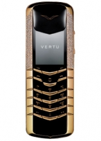 Vertu Signature Yellow Gold